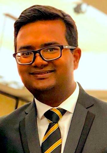 Tushar Tarun